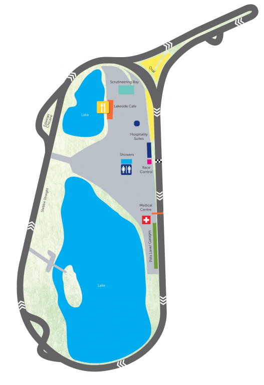 Mallory Park diagram